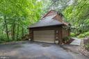 Large 2 car garage - 11583 LAKE NEWPORT RD, RESTON