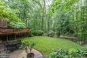 Beautifully landscaped lawn - 11583 LAKE NEWPORT RD, RESTON