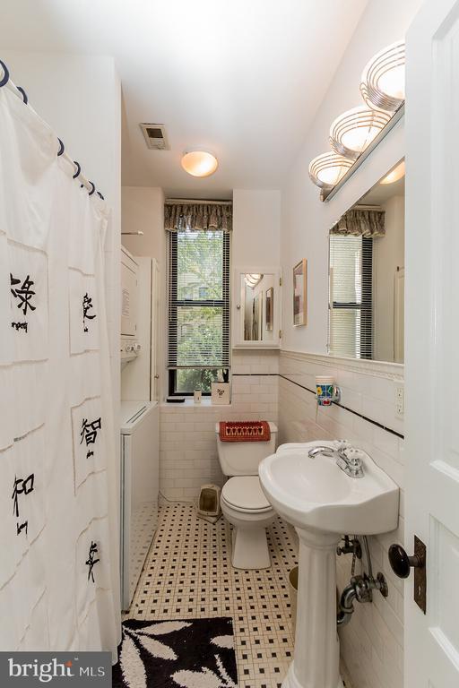1st bath on 2nd level - 2108 O ST NW, WASHINGTON