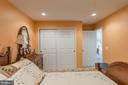 Opposite View of Third Bedroom - 3944 SOLSTICE LN, DUMFRIES