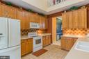 Kitchen - 3944 SOLSTICE LN, DUMFRIES