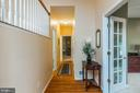 Hallway Towards Towards Fourth Bedroom - 3944 SOLSTICE LN, DUMFRIES