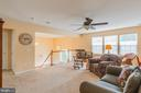 Loft at Top of Stairs - 3944 SOLSTICE LN, DUMFRIES