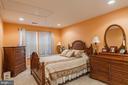Third Bedroom in Loft Level - 3944 SOLSTICE LN, DUMFRIES