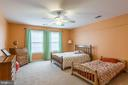 Den/Used as Fifth Bedroom - 3944 SOLSTICE LN, DUMFRIES