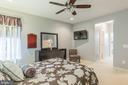 Master Bedroom - 3944 SOLSTICE LN, DUMFRIES