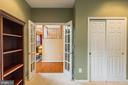 Closet in Fourth Bedroom - 3944 SOLSTICE LN, DUMFRIES
