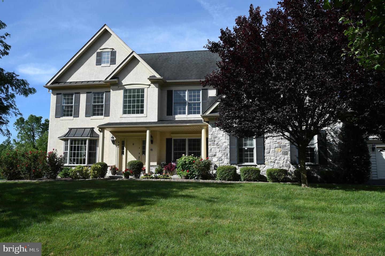 Single Family Homes for Sale at Warrington, Pennsylvania 18976 United States