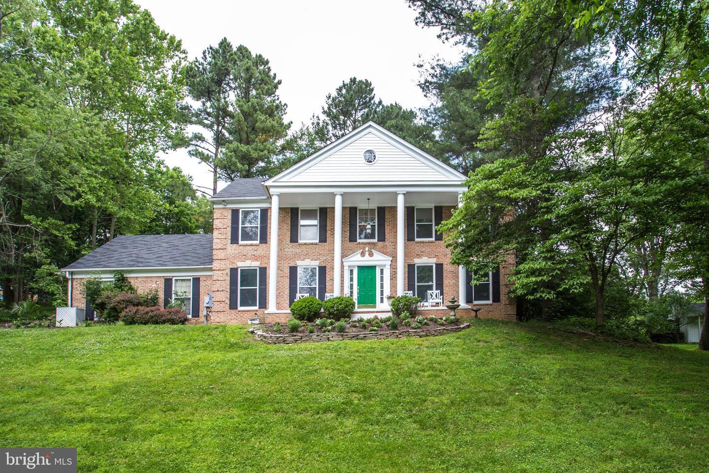 Single Family for Sale at 5905 Bethlehem Ct Derwood, Maryland 20855 United States