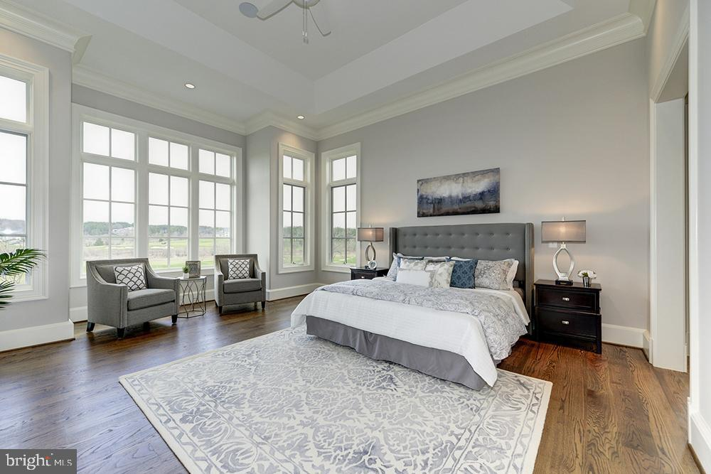 Montvale Owners Bedroom  (not the actual home)~ - 40559 GROGAN CT, LEESBURG