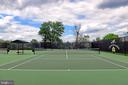 Creighton Farms Tennis Courts - 40559 GROGAN CT, LEESBURG