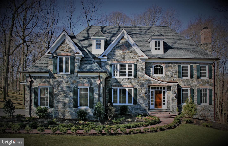 Single Family Homes για την Πώληση στο Bryn Mawr, Πενσιλβανια 19010 Ηνωμένες Πολιτείες