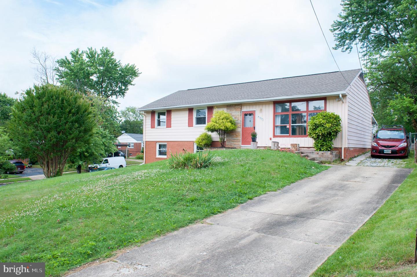 6123 LAMONT DRIVE, NEW CARROLLTON, Maryland