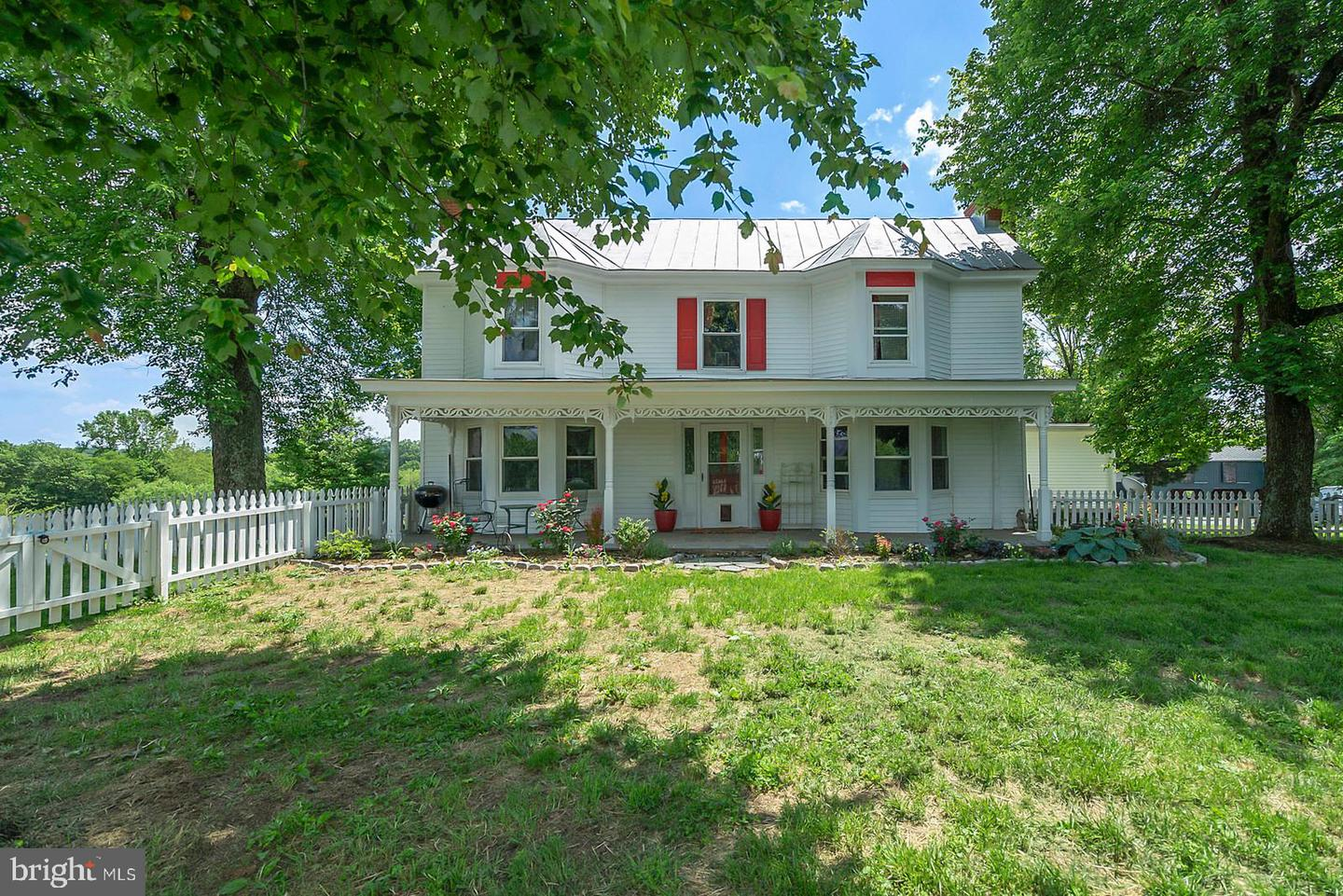 Farm for Sale at 9221 Zachary Taylor Hwy Unionville, Virginia 22567 United States