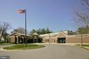 Lawton Community center nearby - 4412 WALSH ST, CHEVY CHASE