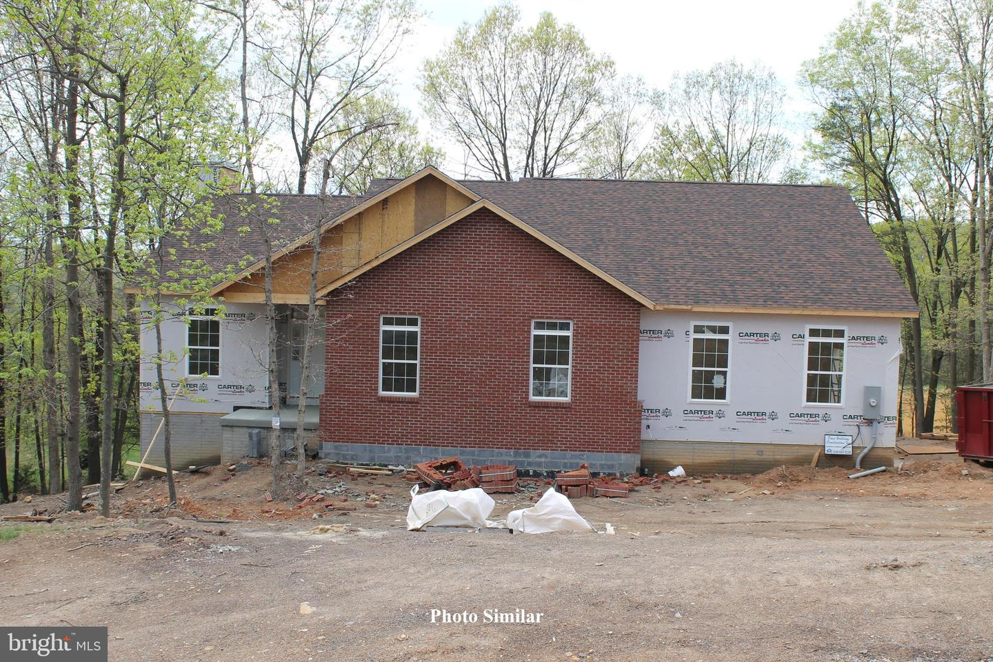 Single Family for Sale at 0 S Plow Run Ln 0 S Plow Run Ln Winchester, Virginia 22602 United States