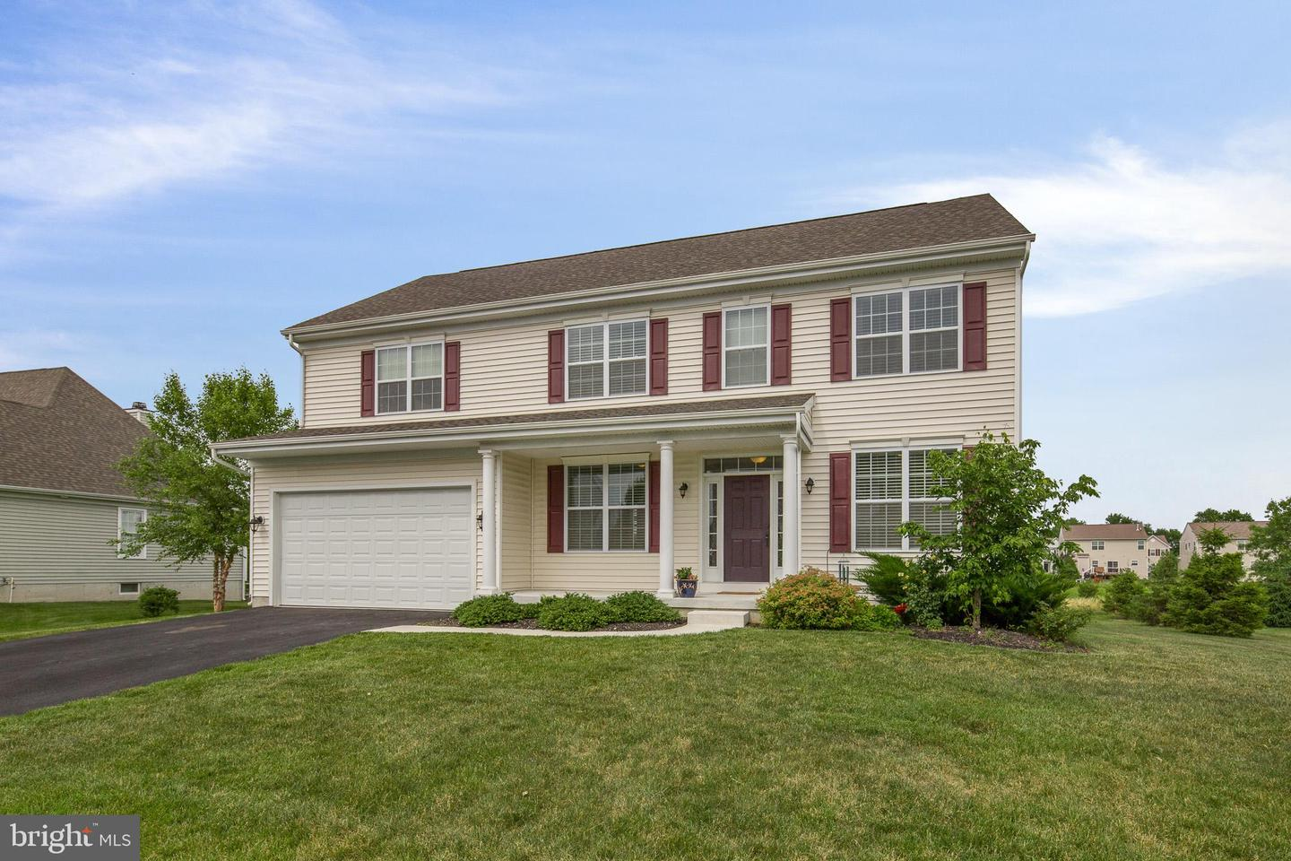 Photo of home for sale at 419 Georgiana Drive, Middletown DE