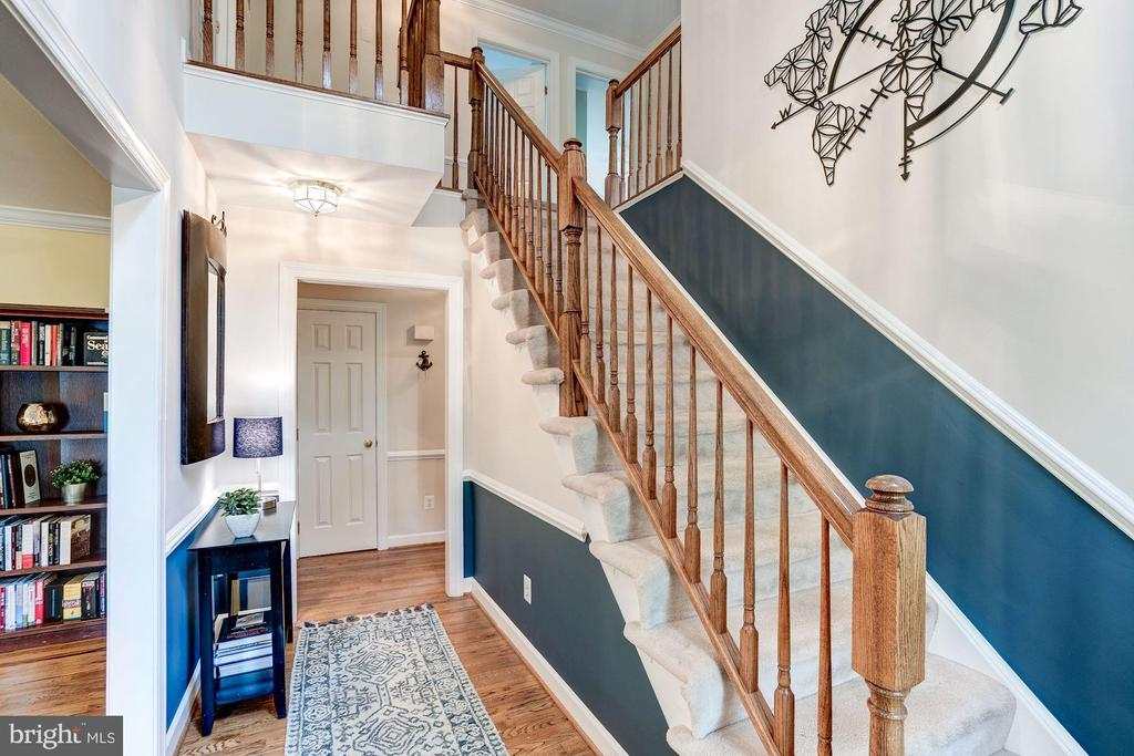 Welcome Home! - 43131 WEATHERWOOD DR, ASHBURN