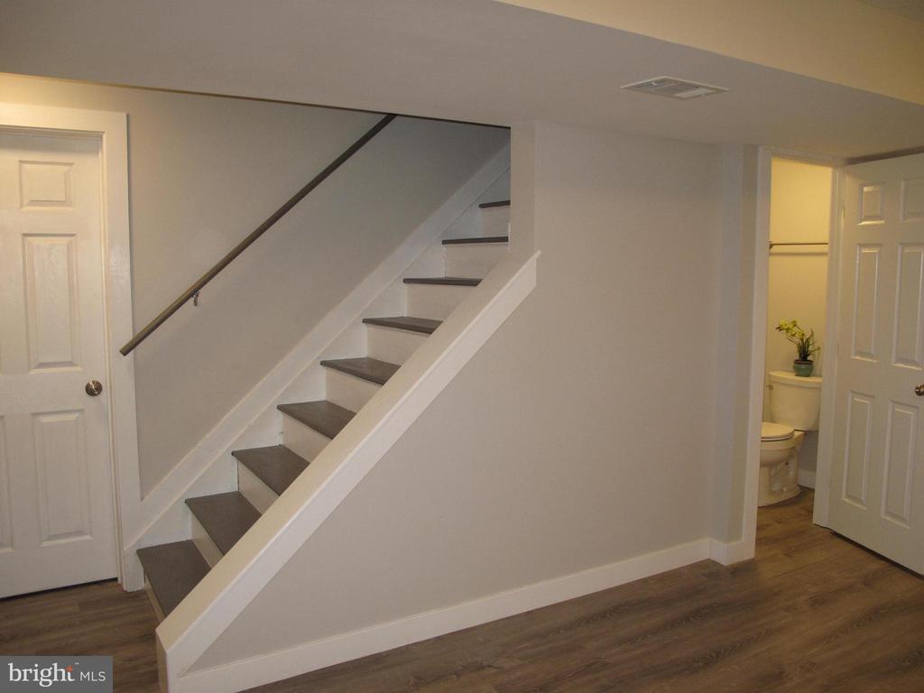 Finished lower level - 17 S PENDLETON CT, FREDERICK