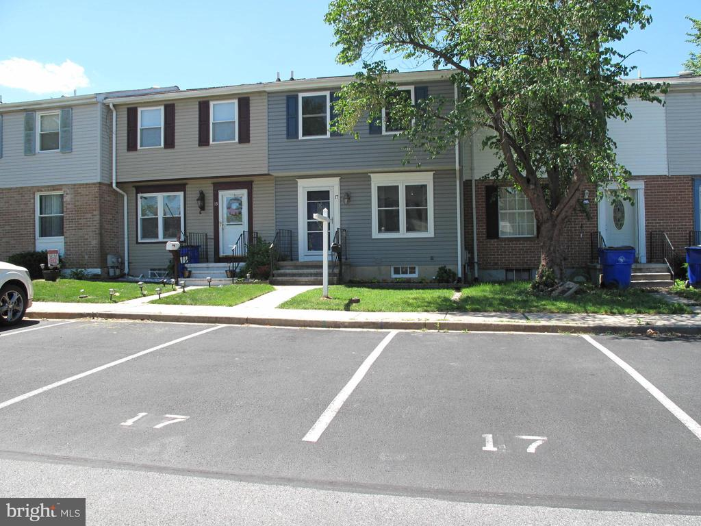 2 Assigned Parking Spaces - 17 S PENDLETON CT, FREDERICK