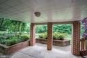 Patio too! - 43131 WEATHERWOOD DR, ASHBURN