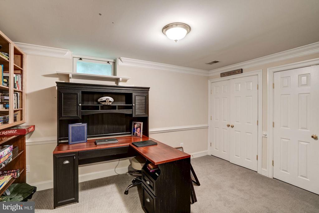 Office/Den - 43131 WEATHERWOOD DR, ASHBURN