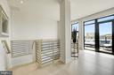 with dramatic access to a large private deck - 1427 RHODE ISLAND AVE NW #PH3, WASHINGTON