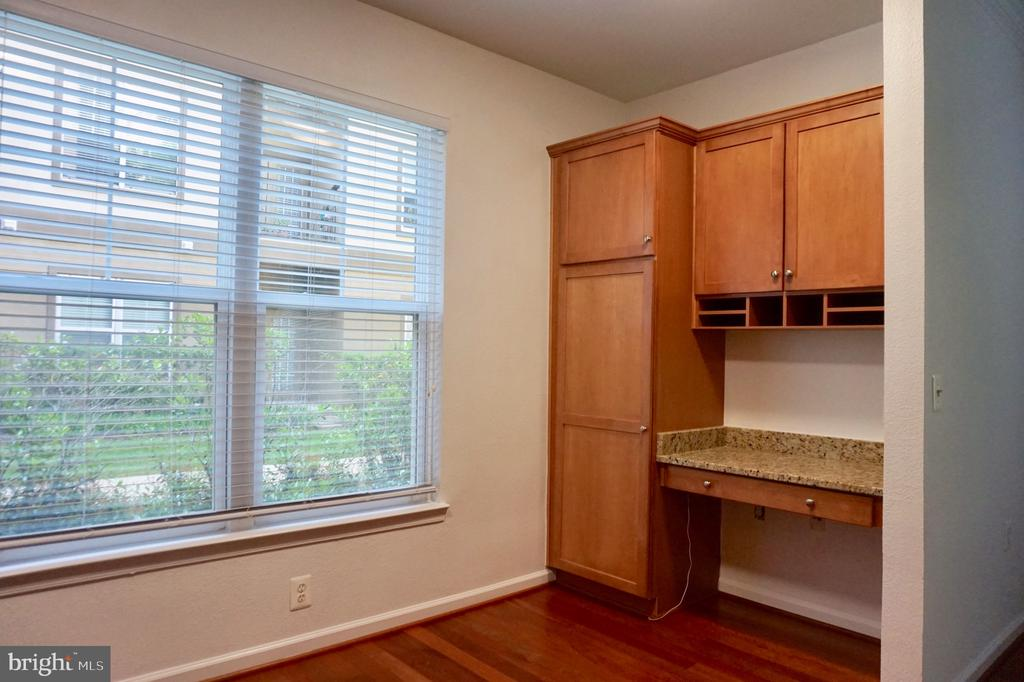 Pantry and communication area - 11750 OLD GEORGETOWN RD #2135, ROCKVILLE