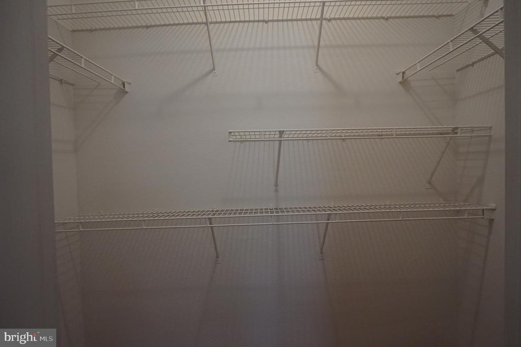 3rd bedroom walk in closet - 11750 OLD GEORGETOWN RD #2135, ROCKVILLE