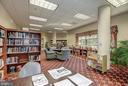 Community  Library - 19355 CYPRESS RIDGE TER #823, LEESBURG