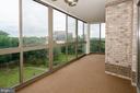 another Patio view - 19355 CYPRESS RIDGE TER #823, LEESBURG