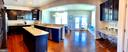 Gourmet Kitchen/Morning room - 9009 BELO GATE DR, MANASSAS PARK