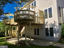 Gorgeous Back Deck w/multi-layers! - 20377 WATER VALLEY CT, STERLING