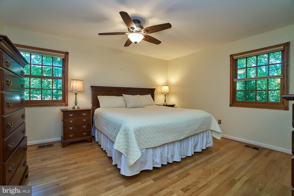 Master Bedroom Suite - 8502 TYSONS CT, VIENNA