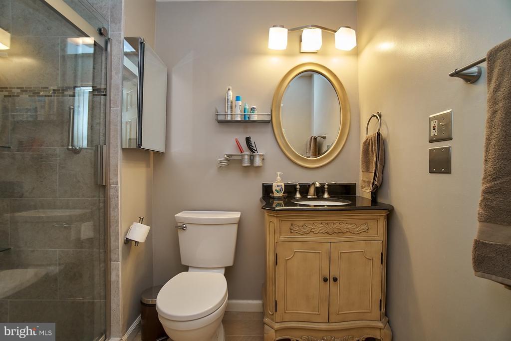 2016 Full Master Bath Renovation - 8502 TYSONS CT, VIENNA