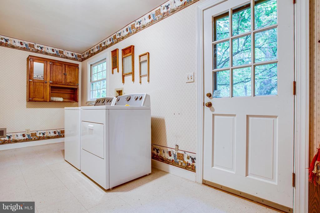 Laundry room - 25 TALLY HO DR, FREDERICKSBURG