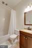 Lower Level Full Bath recently updated. - 11256 WAPLES MILL RD, OAKTON