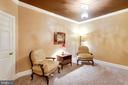 Lower Level Reading Room. - 11256 WAPLES MILL RD, OAKTON