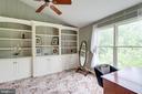 Dressing Room Built-ins. - 11256 WAPLES MILL RD, OAKTON