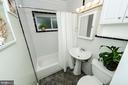 Main Level Hall Bath - 6419 28TH ST N, ARLINGTON