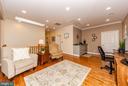 Upper Level Lounge Area - 6419 28TH ST N, ARLINGTON