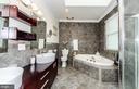 Upper Level Master Bath - 6419 28TH ST N, ARLINGTON