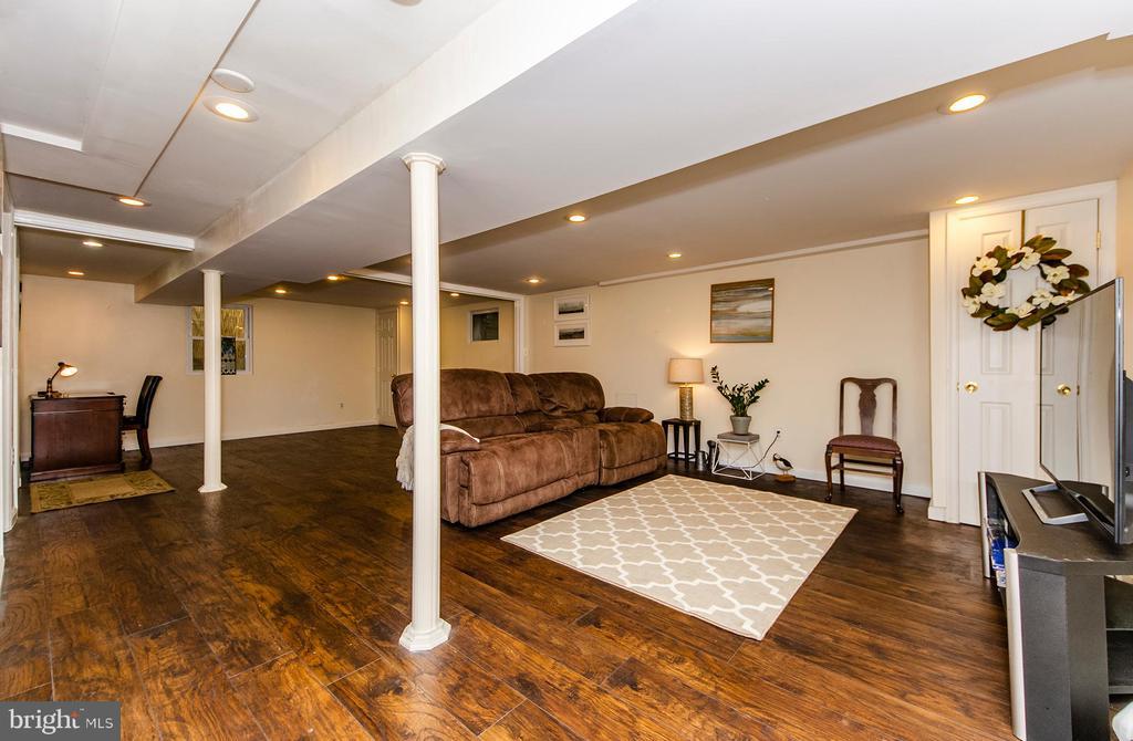 Lower Level Family Room - 6419 28TH ST N, ARLINGTON
