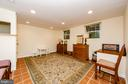 Lower Level Study/Possible 6th Bedroom - 6419 28TH ST N, ARLINGTON