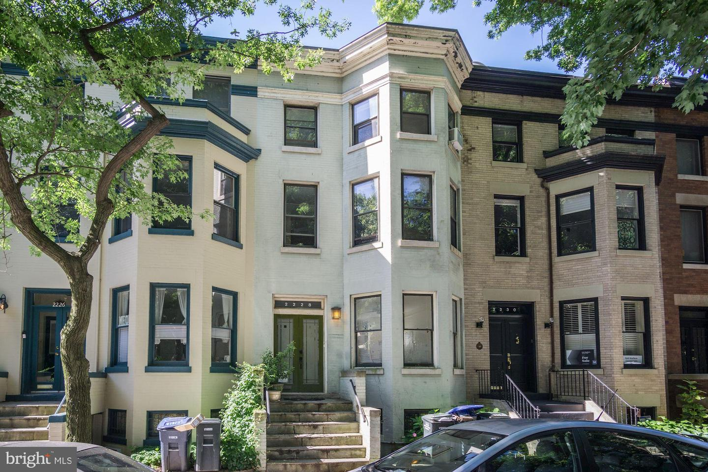other residential homes for Rent at 2228 Decatur Pl NW #upper 2228 Decatur Pl NW #upper Washington, District Of Columbia 20008 United States