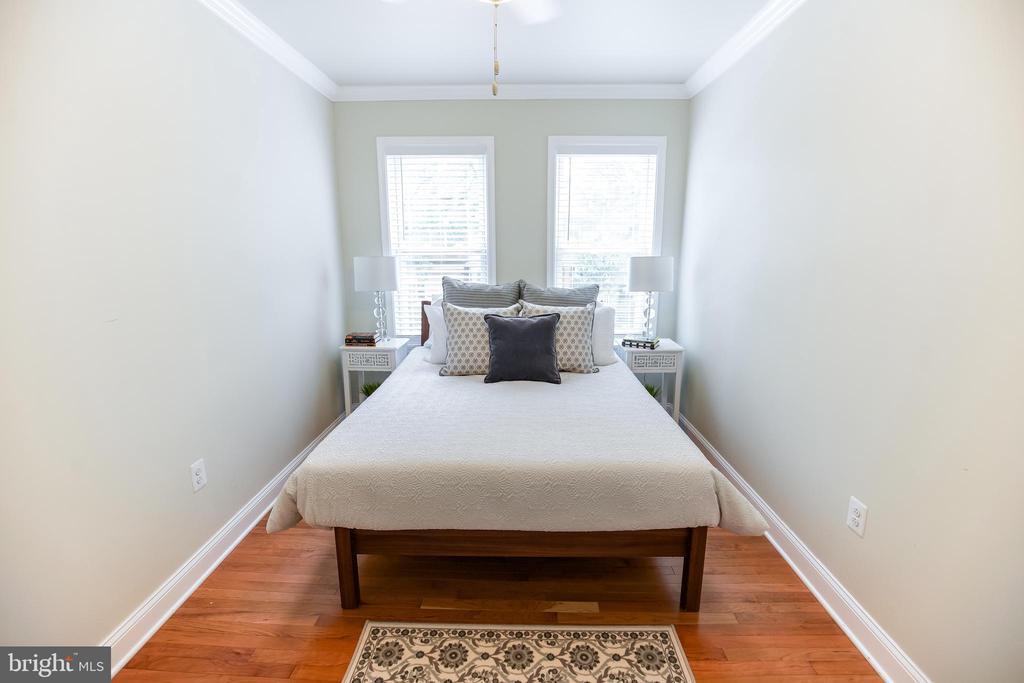 Second bedroom - 4722 8TH ST NW, WASHINGTON
