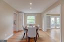 Dining Room - 3513 N JEFFERSON ST, ARLINGTON