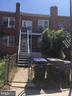 Back View - 4026 7TH ST NE, WASHINGTON