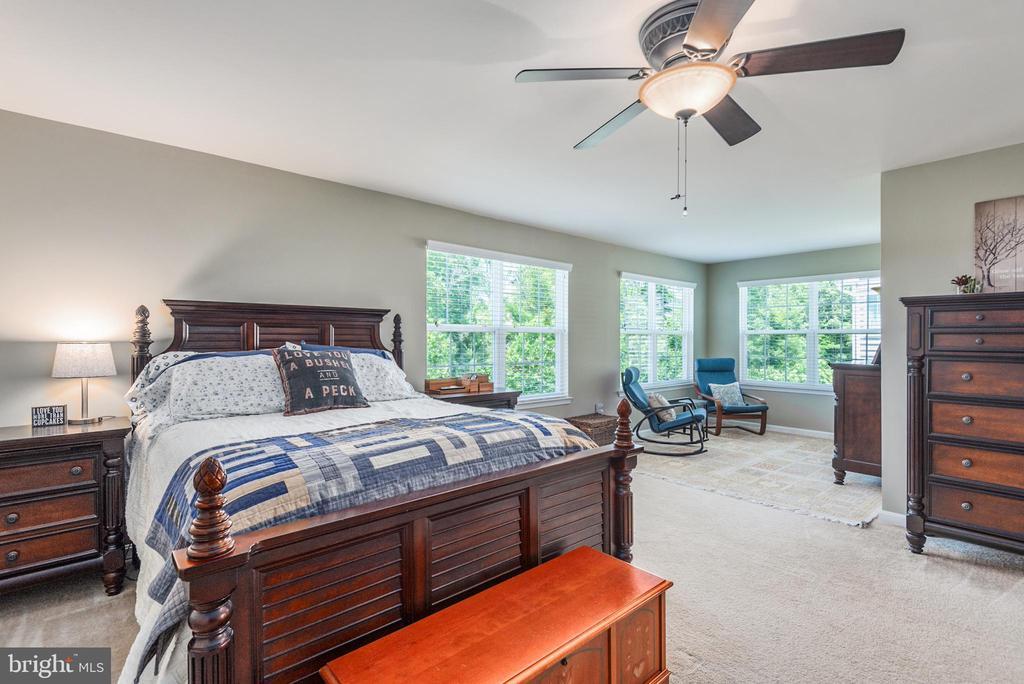 Master Bedroom - 34 CORNERSTONE DR, STAFFORD