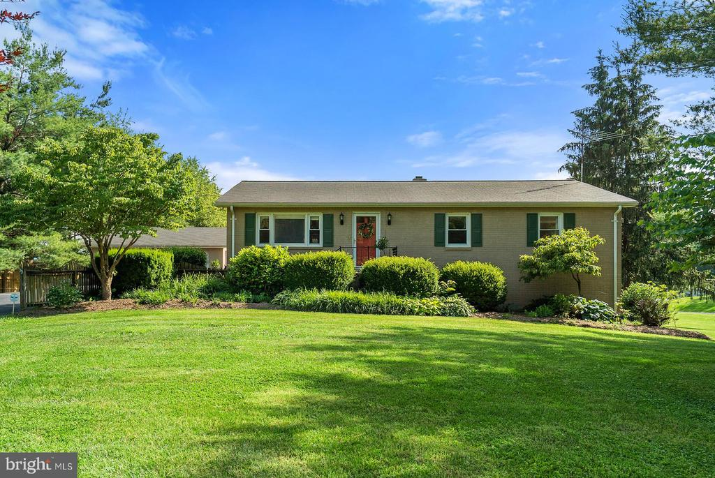 7277  BUNKER HILL ROAD, Fauquier County in FAUQUIER County, VA 20198 Home for Sale